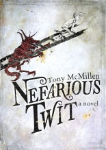 Cover for Nefarious Twit